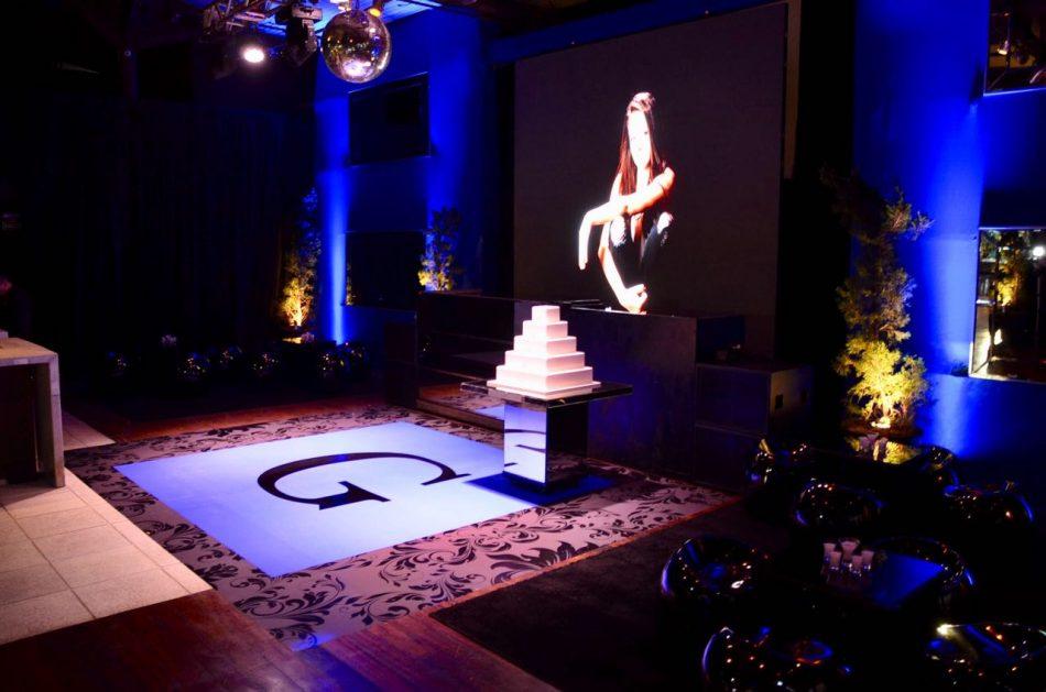 Festa de 15 anos em Curitiba - Taboo Eventos
