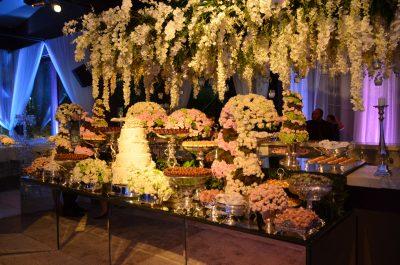Espaço para casamento em Curitiba
