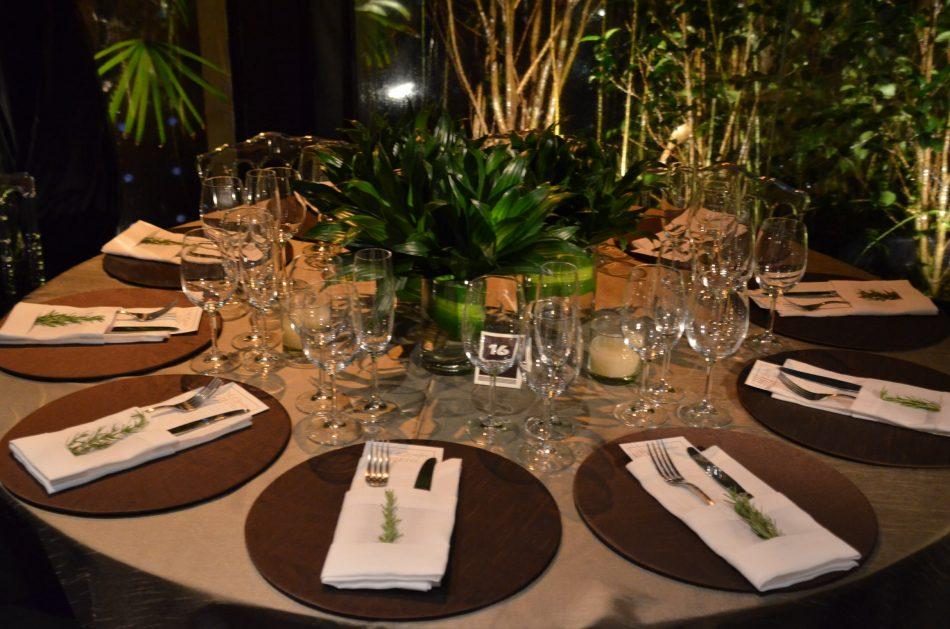 Jantar de Formatura à Inglesa em Curitiba