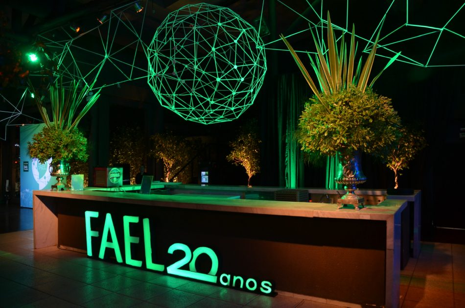 20 anos da FAEL em Curitiba - Evento em Curitiba