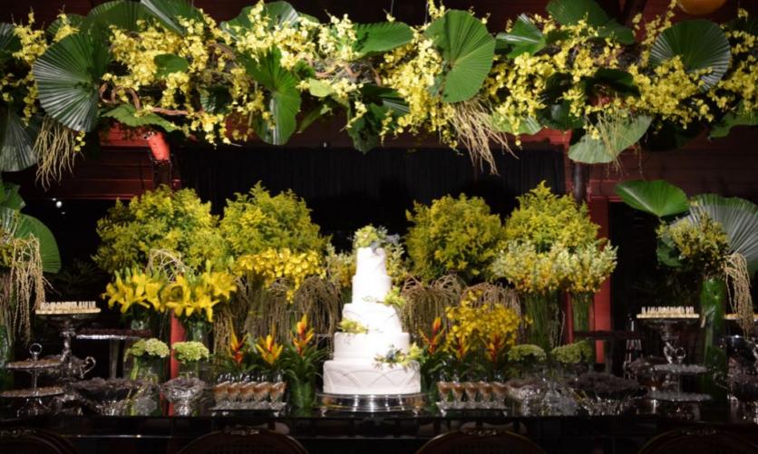 Festa de Casamento Maria Angélica & Pedro