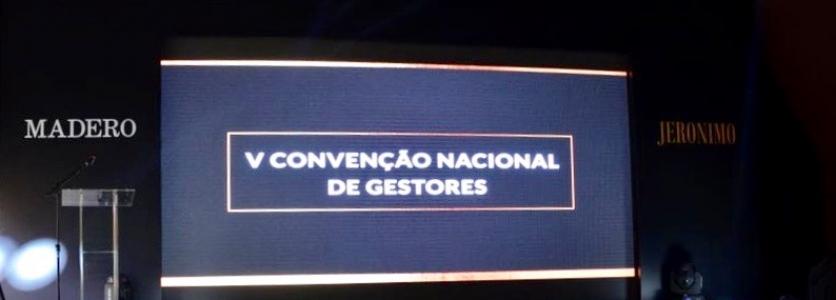 Evento Corporativo – V Convenção Nacional de Gestores Madero