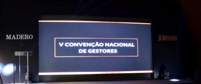 V Convenção Nacional de Gestores – MADERO