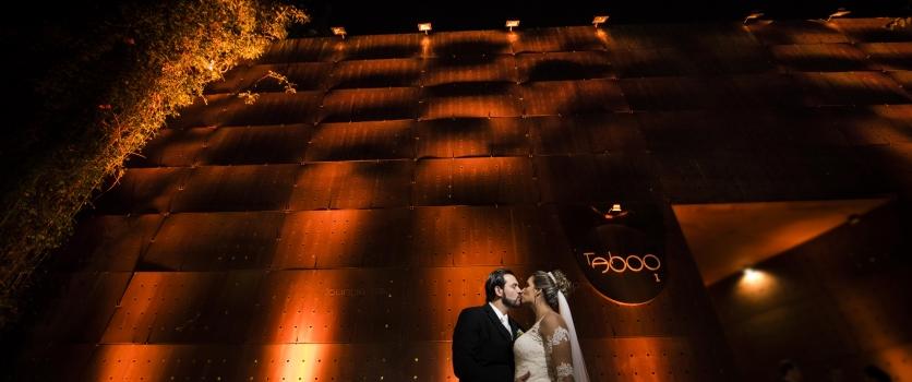 Espaço para casamento | Taboo – Casamento Angela & Rafael