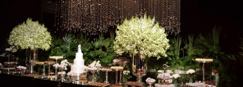 Festa de casamento: Amor para uma vida inteira