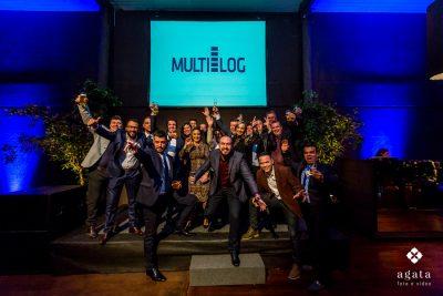 Confraternização de final de ano - Multilog - Taboo Eventos