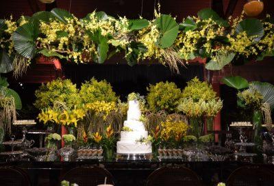 Festa de Casamento Maria Angélica & Pedro - Taboo Eventos